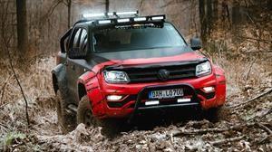 ¿Volkswagen Amarok Raptor? Así dejaron a la pick-up alemana