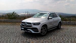 Mercedes-Benz GLE 2020 llega a México como una confortable SUV mild hybrid.