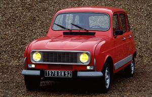 Autoclásica 2011: Homenaje al Renault 4