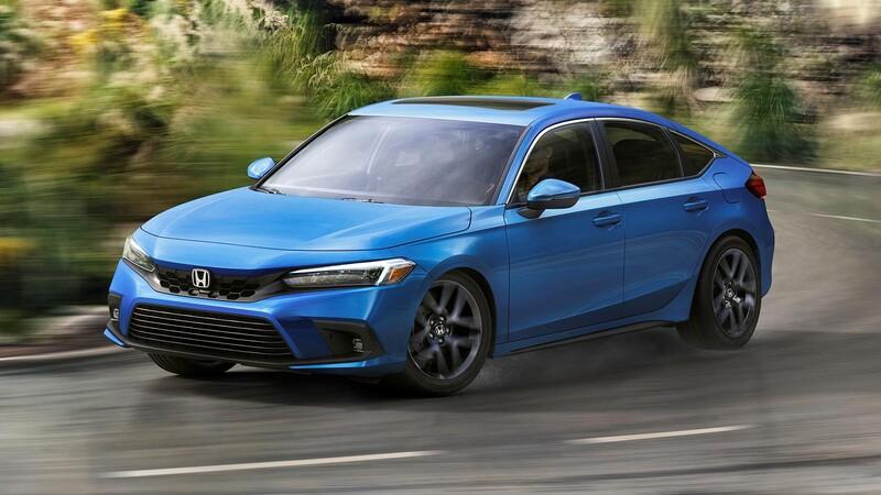 Así es el Honda Civic Hatchback 2022