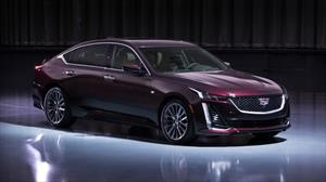 Cadillac CT5 2020, combinación de elegancia y poder