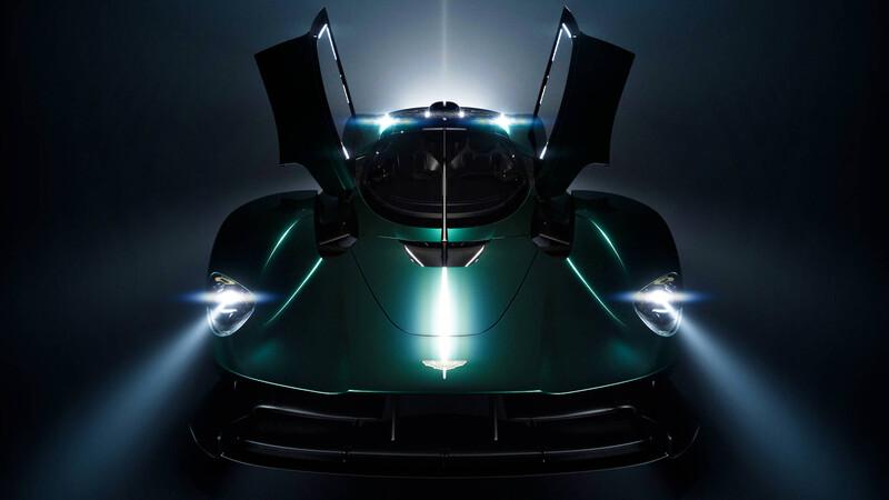 ¿Tendremos un Aston Martin Valkyrie roadster?