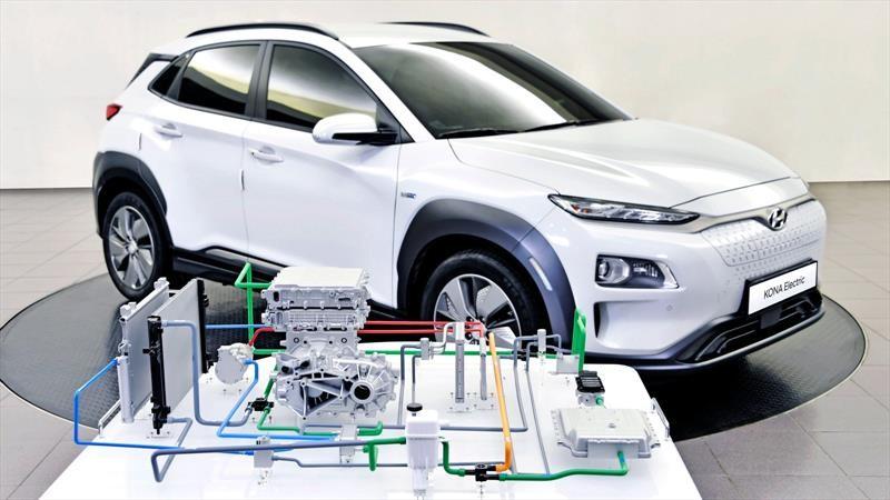 Hyundai y Kia mejoran la autonomía de los autos eléctricos por medio de una bomba de calor