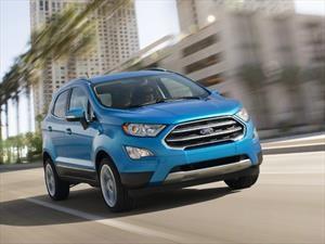 10 cosas que debe saber sobre la Ford Ecosport 2018