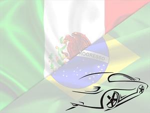 México vs. Brasil… hablando de autos