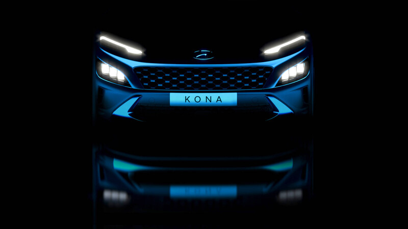 Hyundai Kona se actualizará e incluirá el paquete N Line