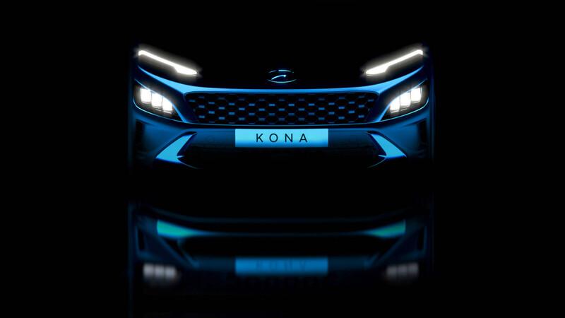 Hyundai KONA prepara restyling con paquete N Line