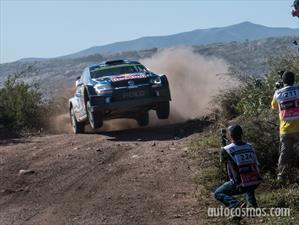 WRC: Citroën volvió a la vida en Argentina