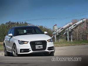 Prueba Audi A1 Sportback S-Line