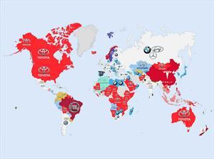 Las marcas de carros más buscadas en Google durante 2015