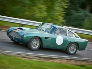 Video: Aston Martin DB4 GT Continuation, lo mejor de dos mundos