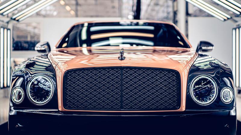 Bentley Mulsanne dice adiós, se deja de producir