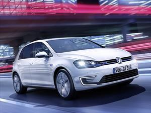Volkswagen Golf GTE 2015, híbrido, enchufable y deportivo