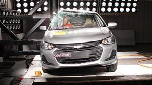 El nuevo Chevrolet Onix Hatcback se destaca en Latin NCAP