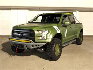 Ford F-150 Halo Sandcat, un pick up extremo
