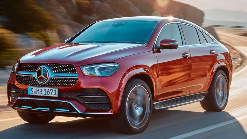 Mercedes-Benz GLE Coupé 2021 llega a México, deportividad y elegancia en formato práctico