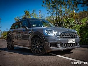Probando el Mini Countryman 2018