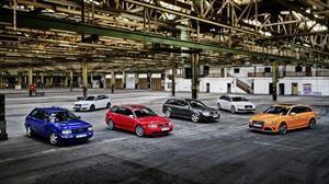 Audi RS cumple 25 años de alto desempeño