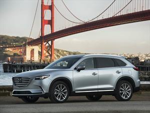 Mazda CX-9 2018 obtiene cinco estrellas en pruebas de seguridad