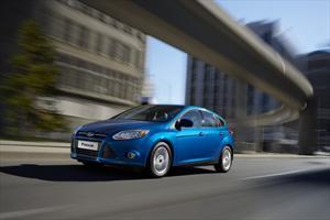 Ford Focus es el auto de pasajeros más vendido en el mundo