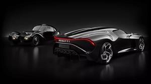 El Bugatti La Voiture Noire no es de Cristiano Ronaldo