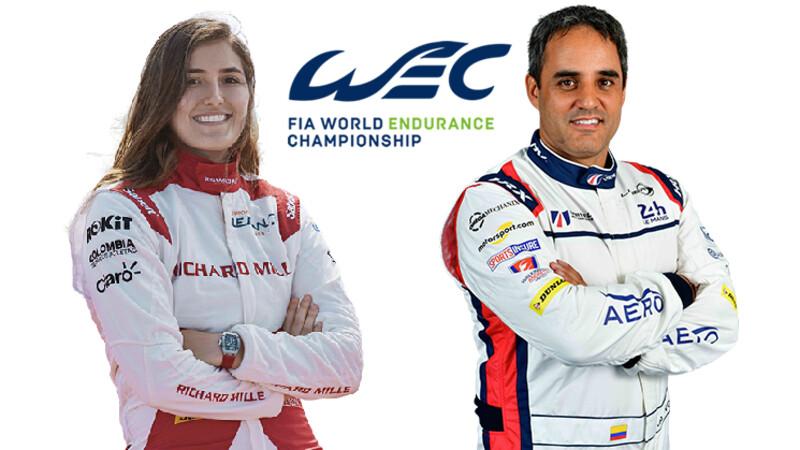Top 10 para Montoya y Tatiana Calderón en las 6 Horas de Spa