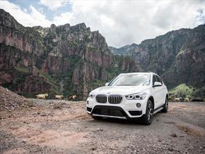 Primer contacto con el BMW X1 2016