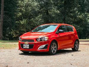 Chevrolet Sonic RS 2014 a prueba