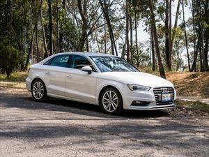 Audi A3 Sedán 1.4 TFSI 2015 llega a México desde $379,900 pesos