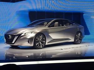 Nissan Vmotion 2.0 Concept, la evolución de la filosofía de diseño de Nissan
