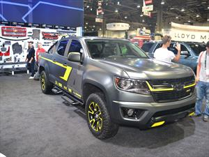 Chevrolet Colorado Performance Concept en el SEMA Show 2014
