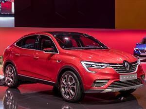 Renault Arkana Concept, el nuevo SUV coupé se presenta en el Salón de Moscú