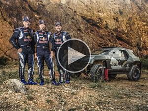 Video: Peugeot 2008 DKR en acción