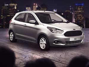 Así es el nuevo Ford Ka de producción
