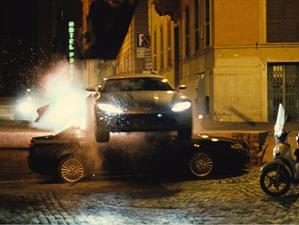 Gastaron 37 millones de dólares en autos destruidos para la nueva película de James Bond
