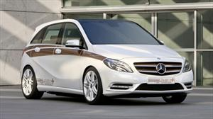 Mercedes-Benz Clase B E-Cell Plus en el Salón de Frankfurt 2011