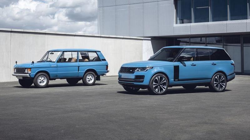 Land Rover celebra los 50 años del Range Rover con una edición exclusiva