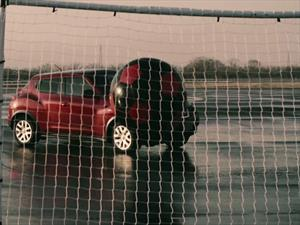 Video: ¡Golazo del Nissan Juke!