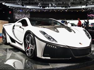 GTA Spano, un súper auto con casi 1,000 hp
