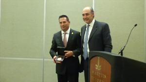 Nombran nuevo presidente de la Asociación Nacional de Distribuidores de Llantas