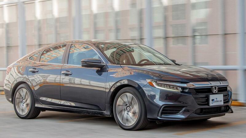 Honda Insight 2021 a prueba, más tecnología para el híbrido de mejor consumo