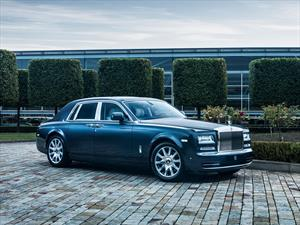 Rolls-Royce Phantom Metropolitan Collection, se presenta