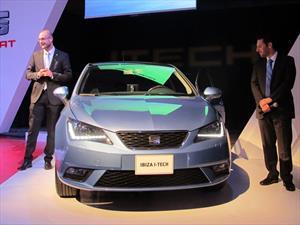 SEAT Ibiza I-TECH 2014 llega a México en $231,100 pesos