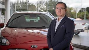 Cambios en la cúpula de Kia Colombia