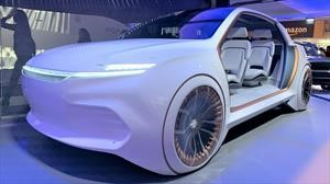 Chrysler Airflow Vision Concept debuta