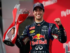 F1: Ricciardo rompe la racha de Mercedes en Canadá
