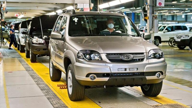 Lada vuelve a producir el Niva, su vehículo más icónico