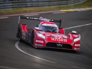 Nissan se despide de las 24 Horas de Le Mans