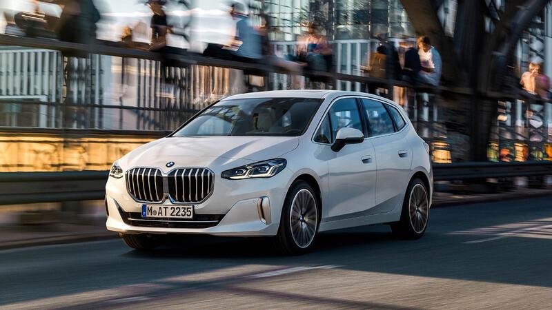 BMW Serie 2 Active Tourer 2022, nueva vida para el monovolumen deportivo
