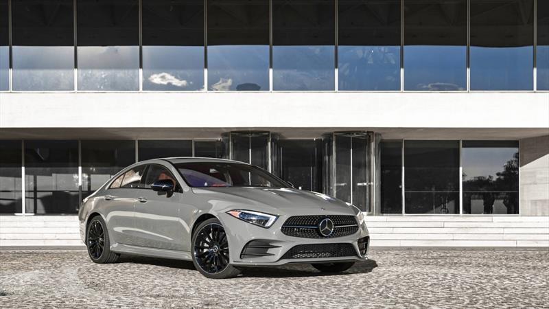 El Mercedes-Benz CLS recibe el tablero MBUX